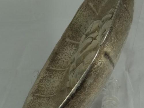 Patera wykonana ze srebra