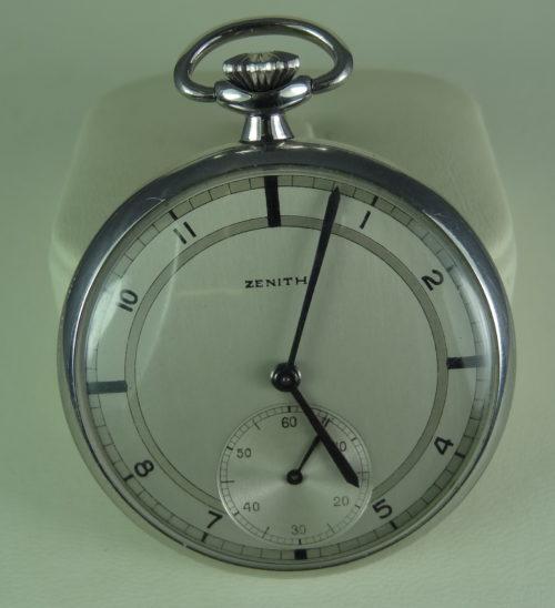 """Zegarek kieszonkowy, mechaniczny marki """"Zenith"""""""